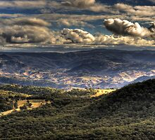 Megalong Valley | Blue Mountains | Australia HDR by Bill Fonseca