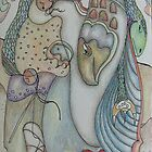 Silver Snake of Georgean Bay by fisherodjig
