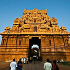 Brihadishwara Temple Gate by Detour