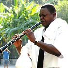 Homage to Satchmo by lindybird
