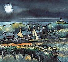 Pembrokeshire Paradise by Dorian Spencer Davies by Dorian Davies