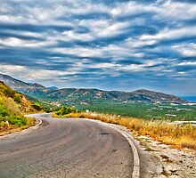 The road to the Beach by vaggypar