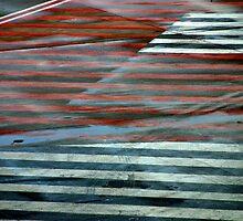 Paris CDG, tarmac. by Jean-Luc Rollier