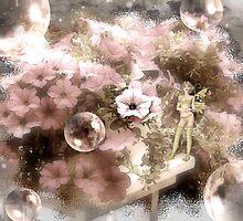 Floral Fantasy by Greta  McLaughlin