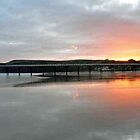 Sunrise @ Saltburn by robwhitehead