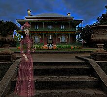 Monte Cristo, Haunted House #2 by bazcelt