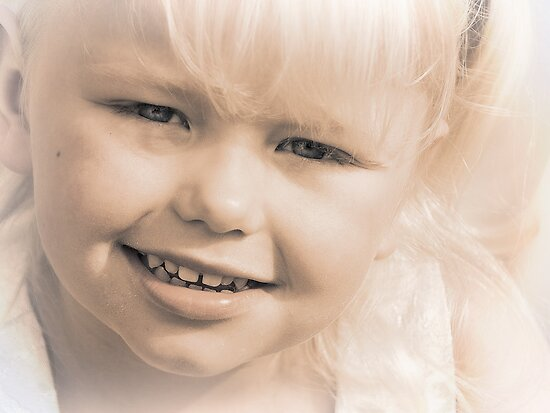 My blue eyed girl by wendywoo1972