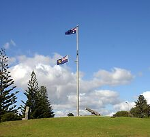 Australian Maritime & Country Flags by Chris Chalk