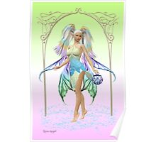 The Fairy .. Crystal Poster