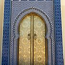Palace door by bubblehex08