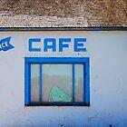 Cafe by Lynne Prestebak