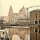 Albert Dock Liverpool (Rework) by Stan Owen