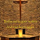 Bathe Me - Religious Affirmation by Doug Greenwald