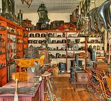 Old Time Hardware Store by ECH52