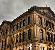 Halifax Architecture by Sue  Cullumber