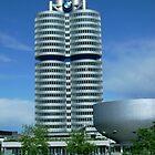 BMW tower by Devika Fernando