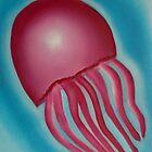 Jellyfish by Lianne Oost