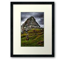 Cill Chriosd Kirk Framed Print