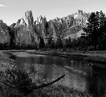 Smith Rock State Park II by Joe Thill