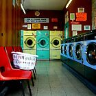 Laundrette 2 by Jenny Hudson (Sumner)