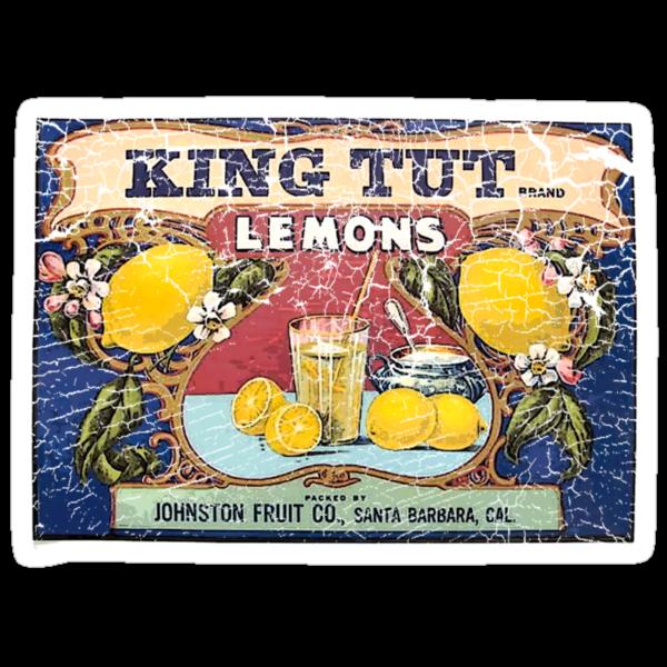 king tut lemons by redboy