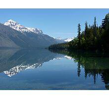 Lake McDonald - Glacier National Park Photographic Print