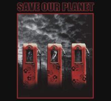 SAVE OUR PLANET by Larry Butterworth