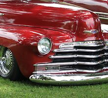 1948 Chevrolet Fleetmaster 2 door Sedan by DonnaMoore