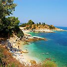 Corfu is always in my dreams by Meeli Sonn