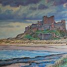 Bamburgh by HDPotwin