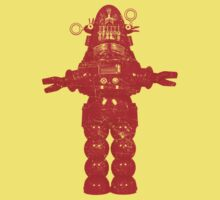 Robby Robot by superiorgraphix