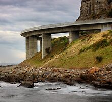 Curve the Bridge by TMphotography