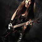 Metal Maiden by Matt Bottos