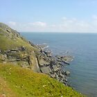 Cornish Coast by wannabewriter81