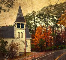 A Gloomy Day In New England by CarolM