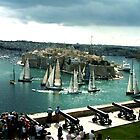 Middle sea race from Malta by Edgar023