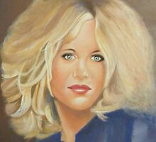 meg ryan... in colors by jovica