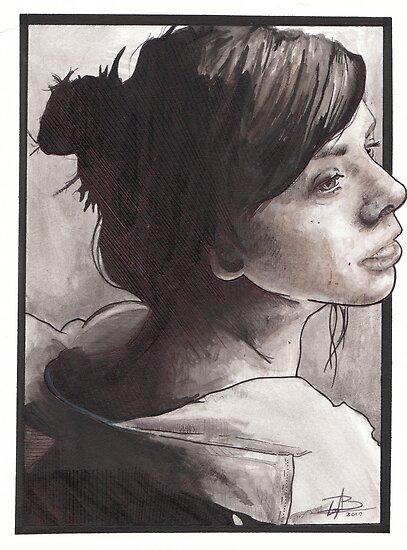 Looking ahead by Logan  Bartlett