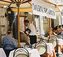 Jewish & Kosher Italy, restaurant in Rome by monikamax