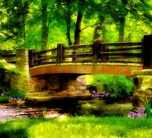 The Little Stone Bridge by Lois  Bryan