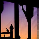 Bangkok sight by Laurent Hunziker