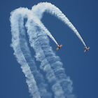 Loops - Rochester, NY Airshow by boliver