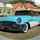1955 Buick by Keith Hawley