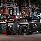 1931 Ford Model A 5 Window Coupe by FuelMagazine
