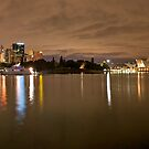 Sydney dawn by donnnnnny