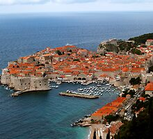 Dubrovnik, The Pearl of the Adriatic by saxonfenken