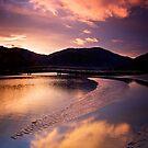 Like a Bridge over Tidal River..... by Paul Moore