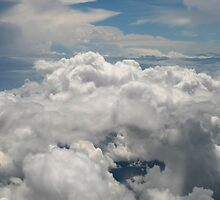 Floating Amongst the Clouds by Jane McDougall
