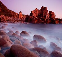 The Pinnacles by S T