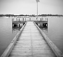 Pinhole jetty by pennyswork